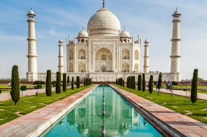 Delhi to Agra One Day Trip
