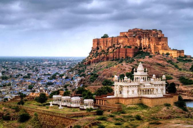Mehrangarh Fort Rajasthan